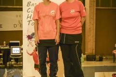 20171202 Floriane Debias et Miria De Cillis vainqueur en double dames à Tournon