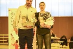 20171203 Eloise Edeline et Jonathan Balmon vainqueur en double mixte à Tournon